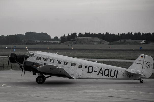 Ju-52 in Trollenhagen