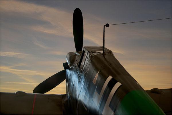 Bf-109  Buchon