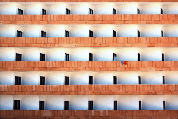 Appartements mit seitlichem Meerblick