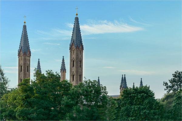 Schloßkirchtürme