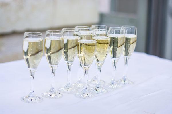coupe champagne boisson bulles vin restaurant château cuisine cuisinier chef étoilé photographe professionnel pays de la loire loire-atlantique maine-et-loire vendée nantes angers montaigu la-roche-sur-yon 44 49 85