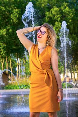 portrait femme couleurs nature natural naturel belle jolie photographe pays de la loire maine-et-loire 49