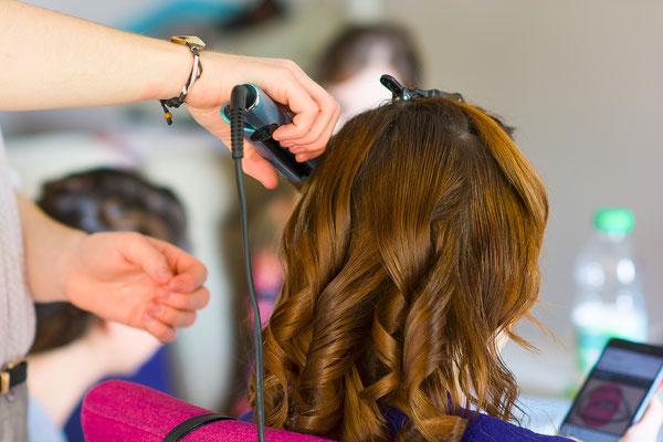 coiffure cheveux beauty backstage making-of préparation coiffeur photographe professionnel pays de la loire vendée loire-atlantique maine et loire angers cholet montaigu nantes 44 49 85