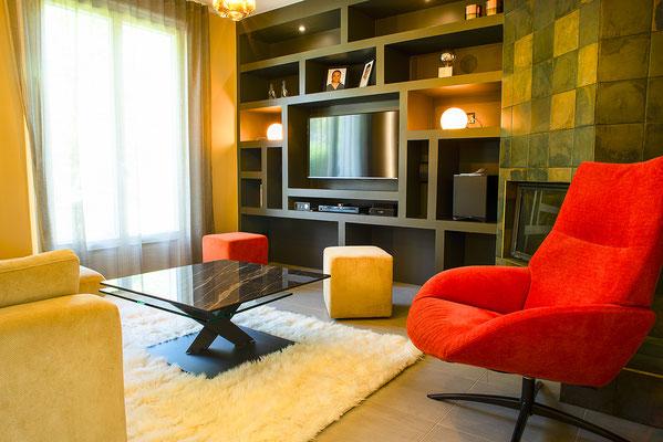 salon maison appartement décoration intérieur chaleureux location vente immobilier agence immobilière photographe angers maine et loire pays de la loire