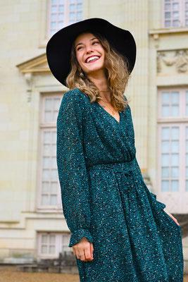 portrait femme colors sourire smile happy photographe angers pays de la loire loire-atlantique maine et loire  44 49