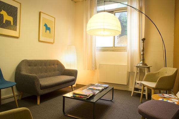 local professionnel salle d'attente bien immobilier vente location maison appartement agence immobilière photographe angers maine et loire pays de la loire