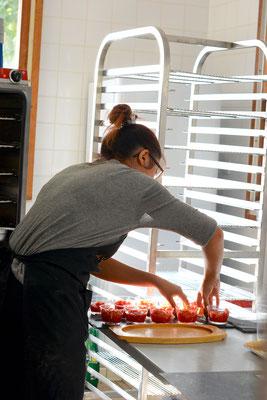 cuisine traiteur cuisinier hôtel restaurant restauration service serveuse serveur gastronomie château domaine plat tertiaire photographe professionnel pays-de-loire loire-atlantique maine-et-loire vendée nantes angers montaigu la-roche-sur-yon 44 49 85