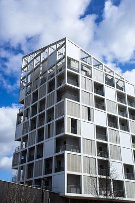 architecture couleurs architecte photographe île de nantes loire-atlantique pays de la loire