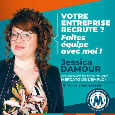 portrait professionnel mercato de l'emploi consultante en recrutement angers photographe Nantes Loire-Atlantique