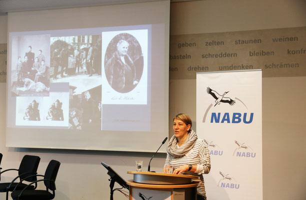 Umwelthistorikerin Dr. Anna-Katharina Wöbse
