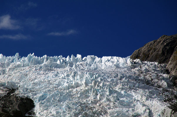 Franz Joseph Glacier, South Island © 2011 Stefan Pompetzki