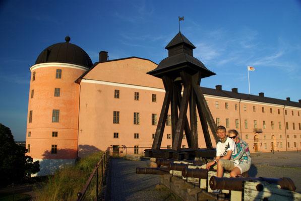 Das Schloß in Uppsala                                   © 2009 Stefan Pompetzki