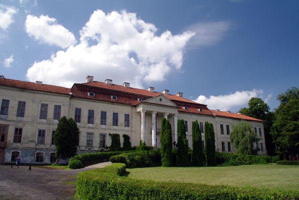 Schloss Dönhoffstädt in Drogosze © 2014 Stefan Pompetzki