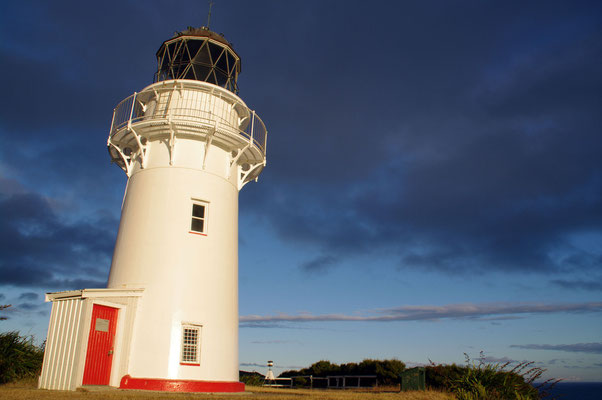 East Cape Lighthouse, North Island © 2010 Stefan Pompetzki