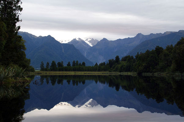 Lake Matheson, South Island © 2011 Stefan Pompetzki