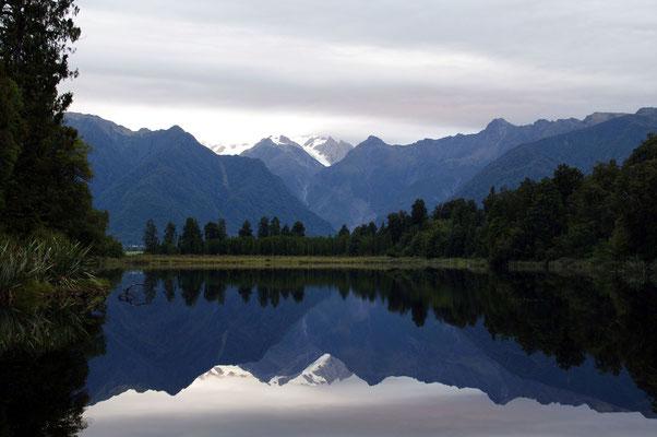 Lake Matheson, South Island © 2011 Stefan Pompetzki