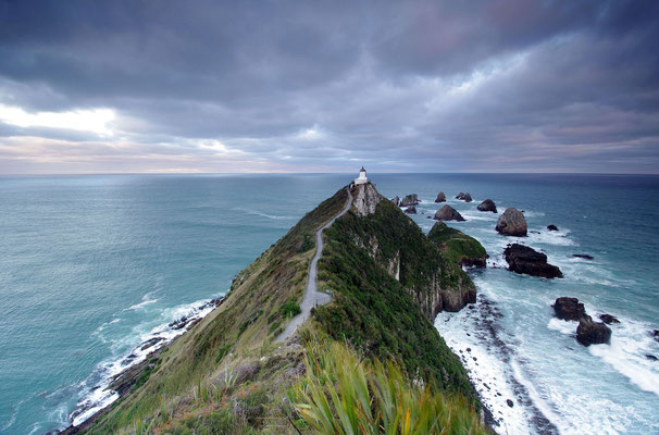 Nugget Point, Catlins,  South Island © 2011 Stefan Pompetzki
