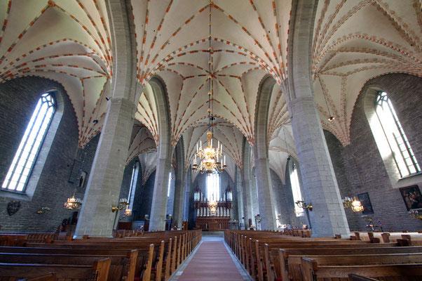 Klosterkirche Vadstena                                                            © 2010 Stefan Pompetzki