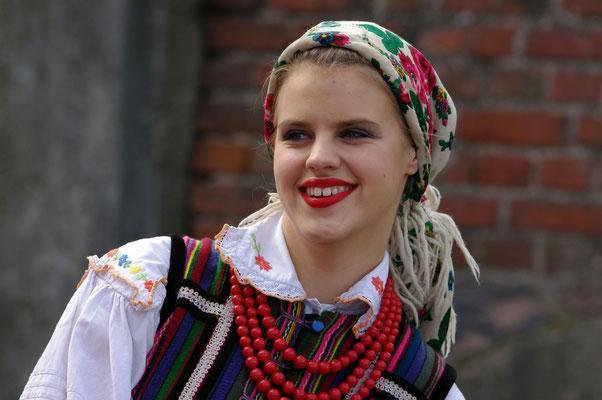 Ein hübsches Polenmädchen © 2014 Stefan Pompetzki