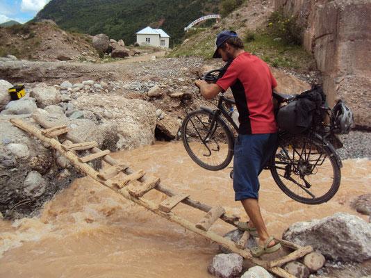 Région du Badakshan au Tadjikistan