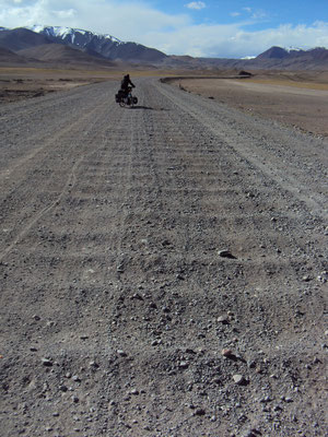 Tadjikistan Pamir highway! Mémorable!