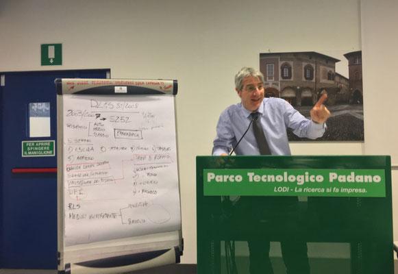 Fabio Bencivenni - Parco Tecnologico Padano (Lodi)