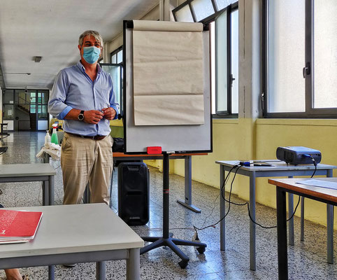 Fabio Bencivenni - Enaip Lombardia (Formazione per il personale sanitario ai tempi del Covid-19)