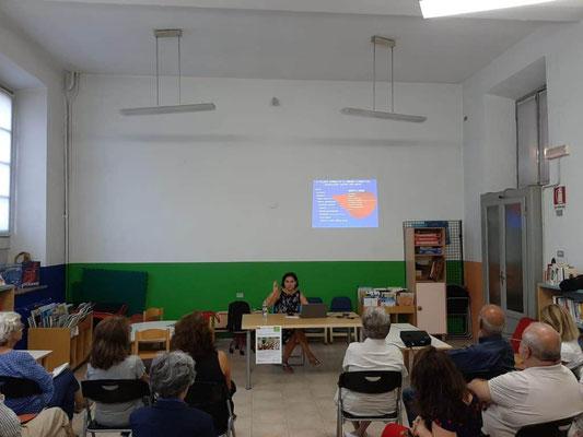 Maria Chiara Villa - Biblioteca Vigentina (Milano)