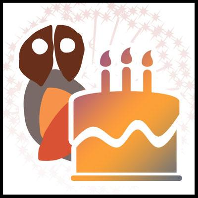 Joyeux et généreux anniversaire