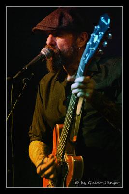 Blues 'n' Jam Night 03/2018 - Brother Snakeoil & The Medicine Men