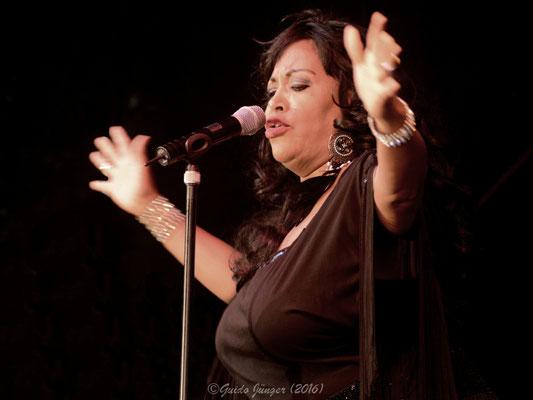 Deborah Woodson - Dürener Jazztage 2016