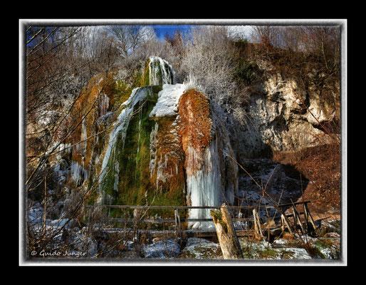 #56 Wasserfall Dreimühlen