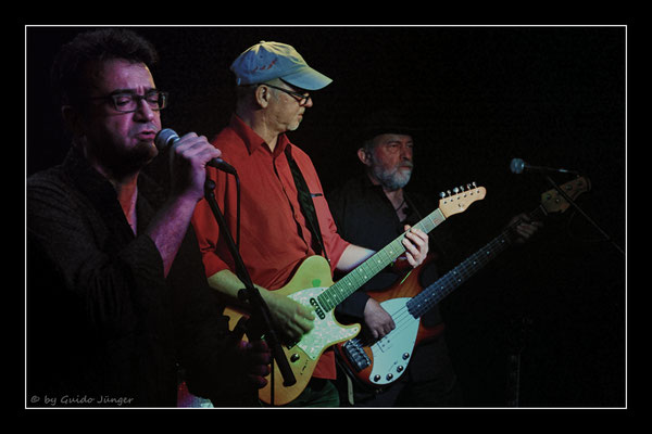 Blues 'n' Jam Night 11/2018 - Black Bourbon Blues Band