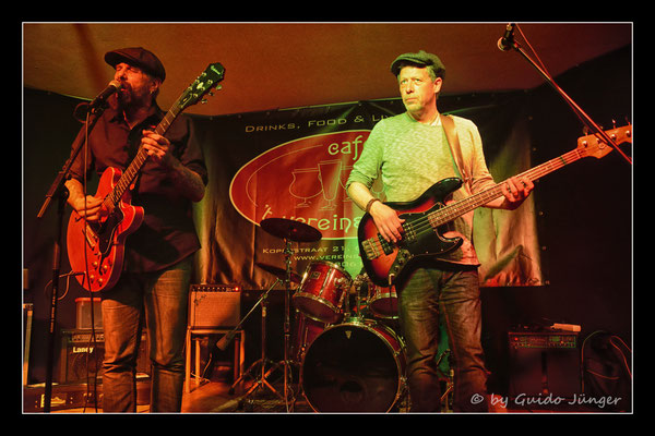 Blues 'n' Jam Night 03/2018 - Brother Snakeoil & The Medicine Men