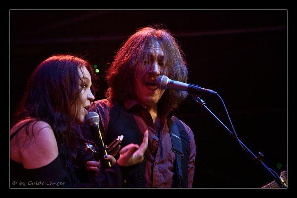 Stacie Collins & Jon Sudbury