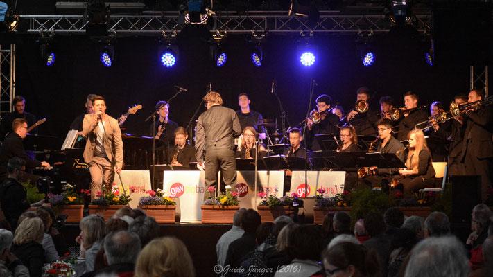 Chris Rivers & GaW Bigband - Dürener Jazztage 2016