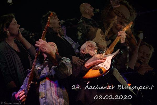 #01 Somebody Wrong Blues Band