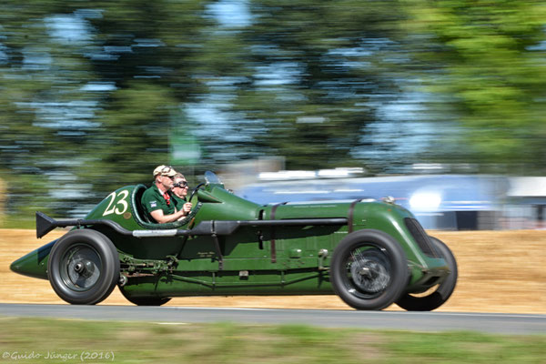 Foto des Tages 10.08.2016 - Classic Days Schloss Dyck 2016