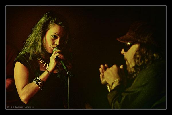Ghalia & Mama's Boys - Ghalia Vauthier; Johnny Mastro