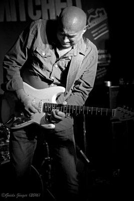 Zed Mitchell; Zed Mitchell Band
