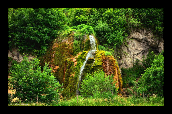 #25 Wasserfall Dreimühlen