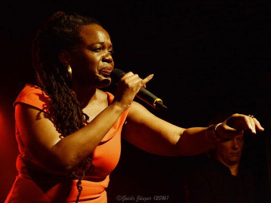 Siggy Davis - Dürener Jazztage 2016