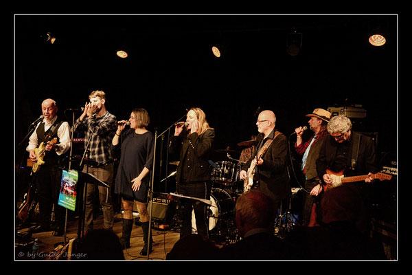 #01 27. Aachener Bluesnacht - Somebody Wrong Bluesband