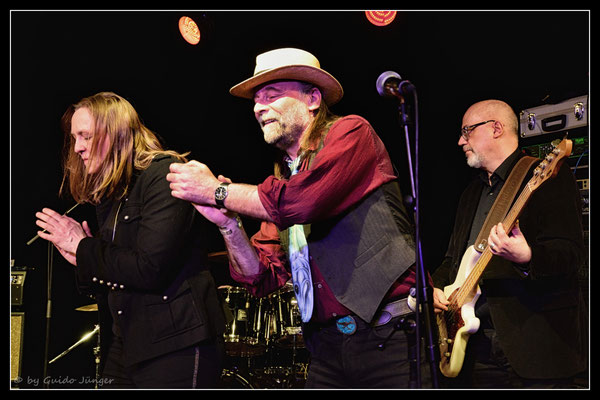 #12 27. Aachener Bluesnacht - Sombody Wrong Bluesband