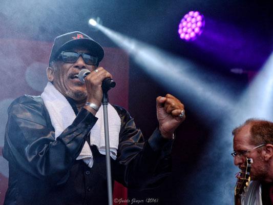 Ron Williams - Dürener Jazztage 2016