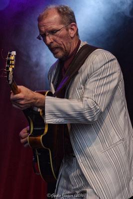 Jörg Seidel - Dürener Jazztage 2016