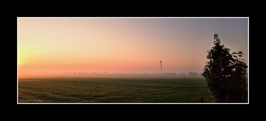#41 Sonnenuntergang im Wangerland