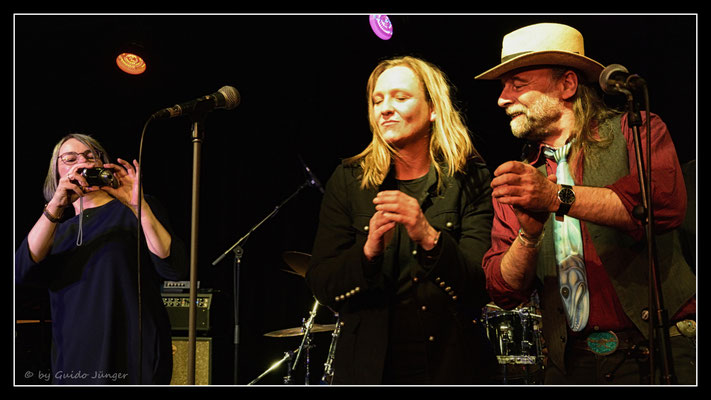 #11 27. Aachener Bluesnacht - Sombody Wrong Bluesband