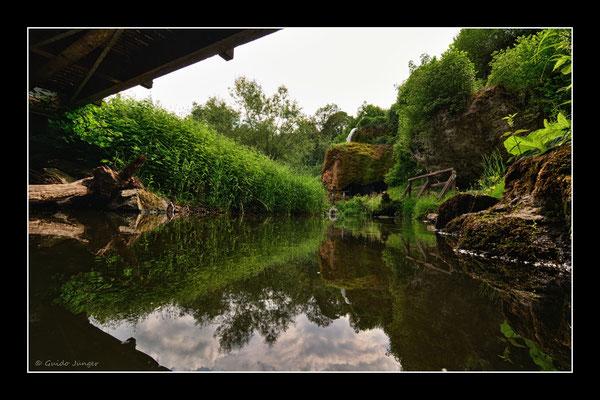 #27 Wasserfall Dreimühlen