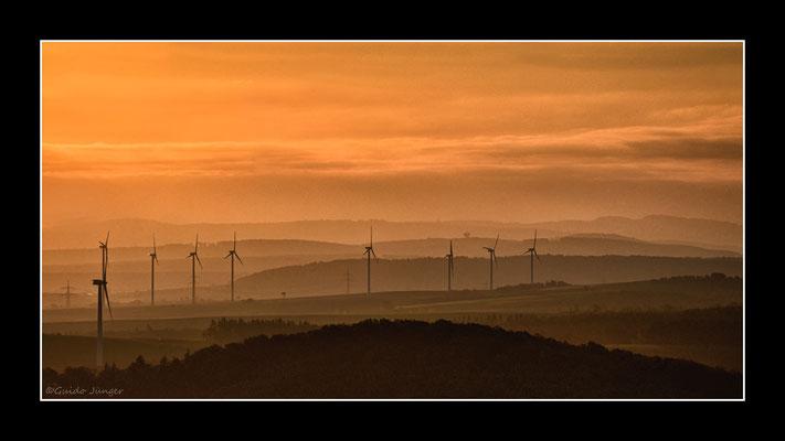 #42 Sonnenaufgang am Burgberg